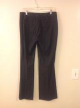Elie Tahari Women's Size 8 Dress Pants Gray Grey Glen Plaid Prince Wales Check image 2