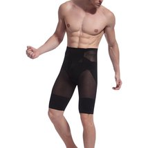 An item in the Sporting Goods category: E Support™ Soft Men's Slim Fit Pants Strong Shaping Magic Slender Body ...