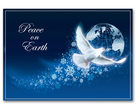 Peace Abounds Holiday Cards - $60.50+