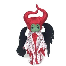 "Precious Moments Disney Parks Exclusive Maleficent Valentine 12"" Vinyl Doll - $37.36"