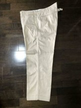 VISVIM Higher Water Chino Pants Beige Men's XL 100% Cotton Genuine Made ... - $200.00