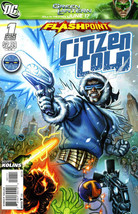 FLASHPOINT: CITIZEN COLD #1 (DC Comics, 2011) NM! - $1.00