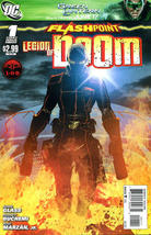 FLASHPOINT: LEGION of DOOM #1 (DC Comics, 2011) NM! - $1.00