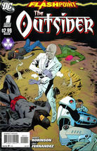 FLASHPOINT: OUTSIDER #1 (DC Comics, 2011) NM! - $1.00