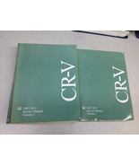 2007 2008 2009 2010 2011 Honda CR-V CRV Service Shop Repair Manual Set NEW - $346.50