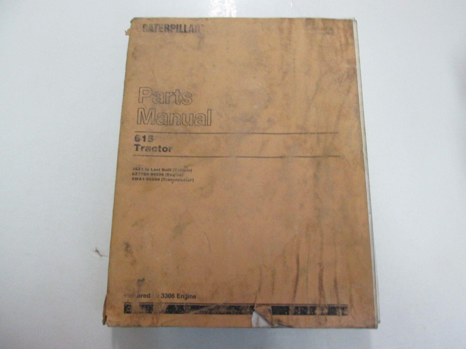 caterpillar 3306 generator manual