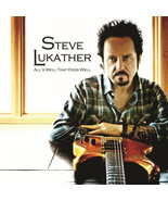 Steve Lukather - All's Well That Ends Well Toto 5 Grammy's - $10.50