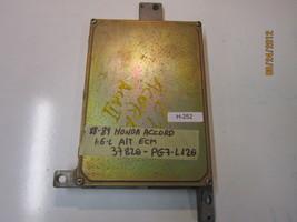88 89 Honda Accord 1.6 L A/T Ecu/Ecm #37820 Pg7 L120 *See Item Description* - $74.24