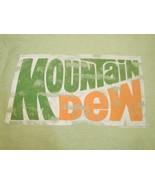 Mountain Dew Pepsico Pepsi Soda Caffeine Gamer T Shirt M - $17.36