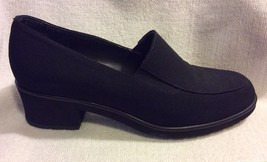 Easentials Shoes By Etienne Aigner Ss 6 1/2 Bla... - $14.01