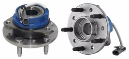 Both (2) LH/RH New Front Wheel Hub and Bearing Assembly CHEVY MALIBU 1997-2003 - $62.98