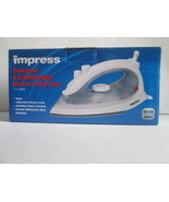 STEAM AND DRY IRON,SPRAY, ADJUSTABLE LEVEL, NON... - $6.80