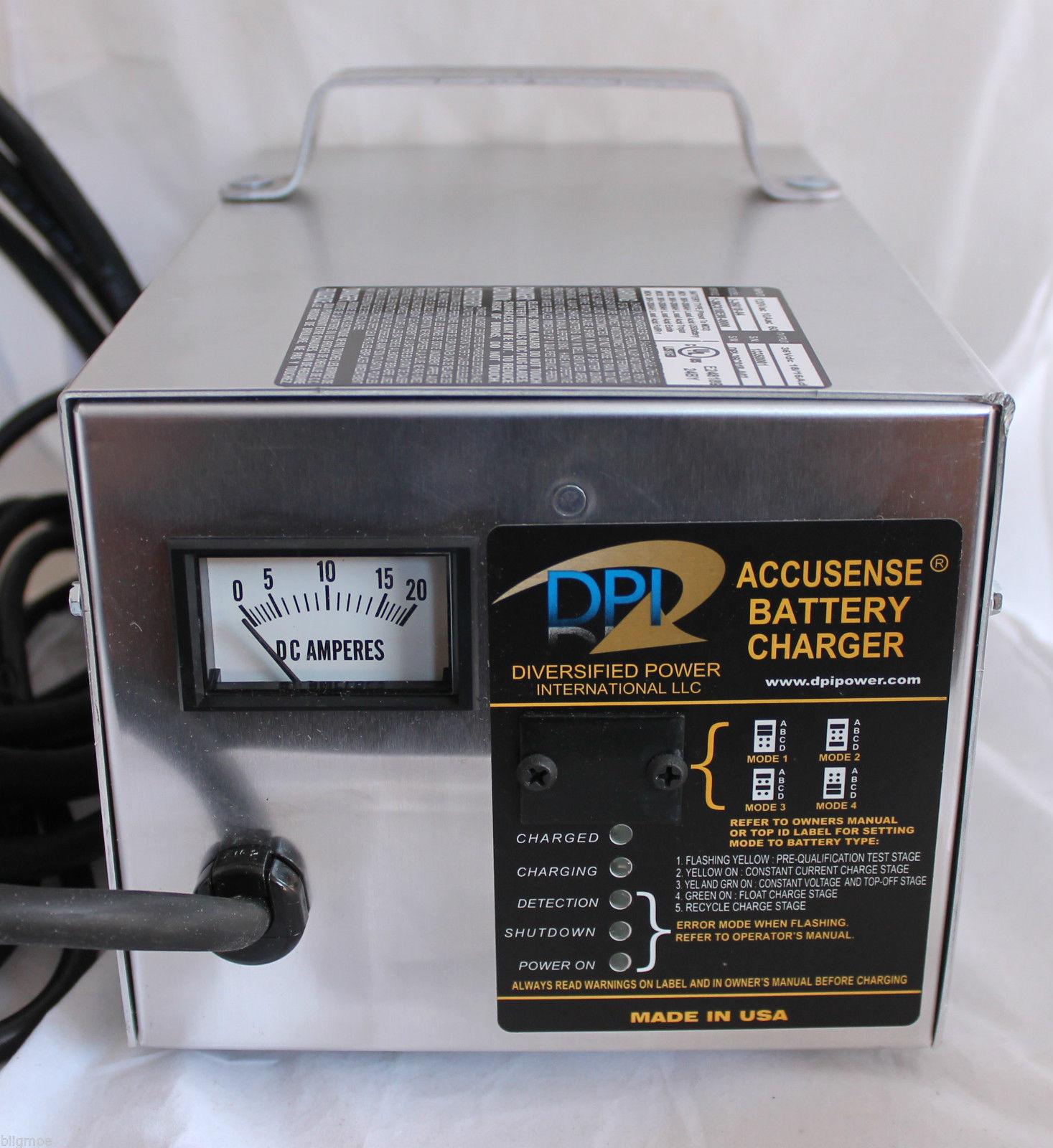 Yamaha V Battery Charger Dpi