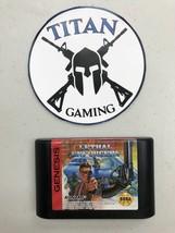 Lethal Enforcers (Sega Genesis, 1993) - $9.50
