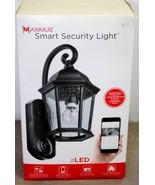 Maximus Smart Home Security Outdoor Light Lantern & Camera NEW1 - $1.831,84 MXN