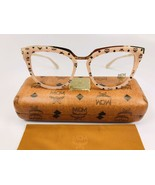 New MCM2623 291 Nude Visetos Eyeglasses 52mm with Case & Cloth - $85.14