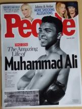 The Amazing Life of Muhammad Ali - People Magazine June 20 2016 - $3.95