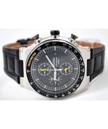 Seiko, men watch, chronograph, SNAA49 - $195.00