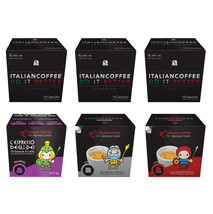 60 Capsules Tasting Bundle by Italian Coffee Nespresso® compatible FREE ... - $28.97