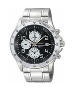Seiko, men watch, chronograph, SNDA79 - $168.00