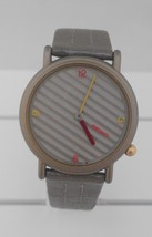 Seiko SBB113J, grey / green case, casual and retro watch - $60.00