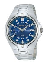 Seiko, men watch, quartz, 7N42 SGEA71 - $180.00