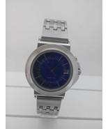 Seiko watch SKH433, kinetic, blue dial, movement 5M42 - $178.00