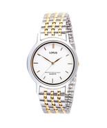 Lorus watch, RMF675, analog, quartz - $39.00