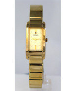 Seiko, women watch, stainless steel, SUJF56 analog, women's - $212.00