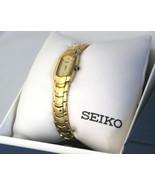 Seiko, women watch, stainless steel, SZZC36, analog, women's - $138.00