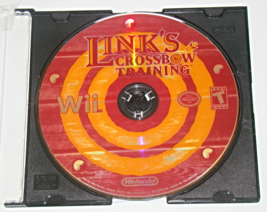 Nintendo Wii - LINK'S CROSSBOW TRAINING (Game Only) - $4.50
