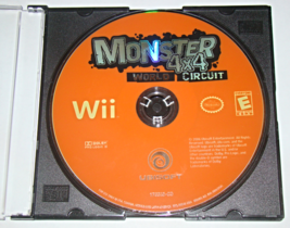 Nintendo Wii - MONSTER 4X4 WORLD CIRCUIT (Game Only) - $3.50
