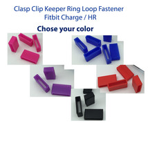 Security Wrist band Fastener Clasp Keeper Rings Fitbit Charge HR - $3.12+