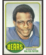 WALTER PAYTON Rookie Card RP #148 Bears RC 1976 T Free Shipping - $2.75