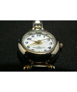 Vintage 30M Advance Water Resistance Quartz Women's Silver/Gold Wrist Watch - $8.41