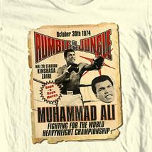 Ali132 muhammad ali boxing tan t shirt boxing thumb200