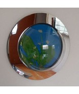 1 Gallon Reflection Fish Bubble Deluxe Mirrored Wall Mounted Aquarium Tank - $39.55