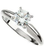 Round Diamond Engagement Ring 2.12 Ct G I1 EGL Cert - $6,572.50