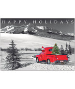 Classic Claus Christmas Card - $33.00+