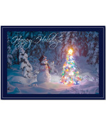 Snowy Decorator Holiday Cards - $60.50+