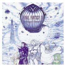 Final Fantasy IV pre-heroes-vinyl lp record square enix - $84.11