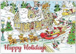 Holiday Builders Christmas Cards - $60.50+