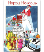 Call Security Christmas Cards - $60.50+