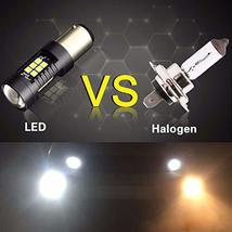 1156 LED Bulbs 2400 Lumens Xenon White Extremely Bright BA15S 7506 1003 1141 107 image 3
