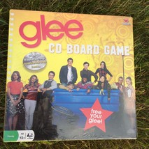Glee CD Board Game--NEW--Factory Sealed-- by Cardinal. - $18.68