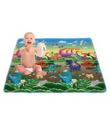 Baby Educational Outdoor Playmat Summer Beach Fun Safe Colorful Moisture... - $25.73
