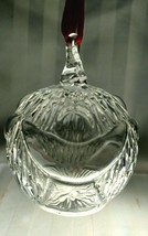 NEW STEUBEN Glass PEACE ON EARTH Crystal Christmas Ornament - $98.99