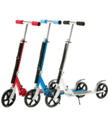 Folding Kick Scooter 2 Wheels Outdoor Kid Adult Ride Exercise Scooter Po... - $32.95