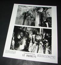 1995 Terry Gilliam Movie 12 Monkeys 8x10 Press Photo Bruce Willis Interrogation - $9.99
