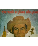 The Best Of Hank Williams - $4.99